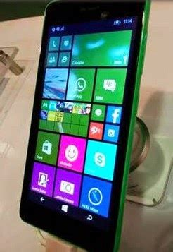 Hp Nokia Lumia Selfie harga ponsel selfie nokia lumia 535 yang dibandrol 1 7 jutaan seputar harga harga dan