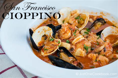 cioppino recipe