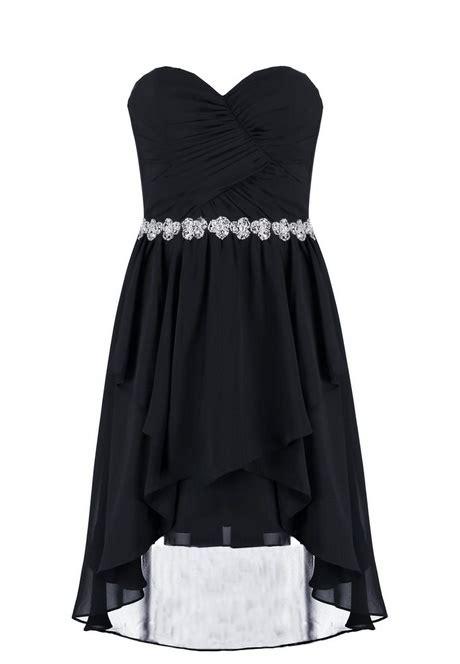 vokuhila kleid zalando vokuhila kleid dunkelblau