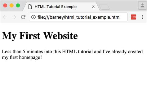 html pattern browser support getting started create your first web page