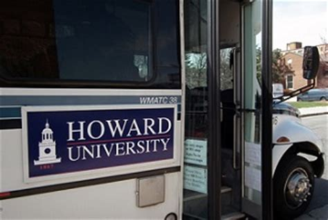 Howard Admissions Office by Cus Howard