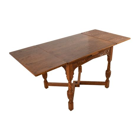 antique dining table 61 antique oak extendable dining table tables