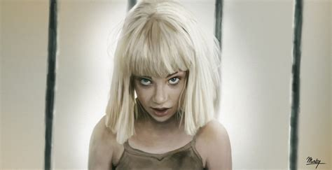 Maddie Ziegler From Elastic Heart By Sia By Matystaw On Maddie Ziegler Chandelier