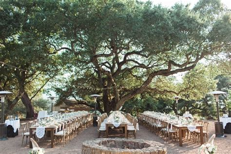 outdoor wedding locations northern california rustic chic outdoor wedding at a winery in northern california inside weddings