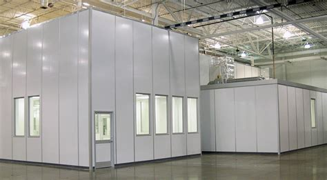 modular clean room modular cleanroom hardwall cleanroom precision cleanrooms