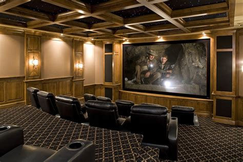 Living Room Theater Near Me Theater Traditional Home Theater Minneapolis