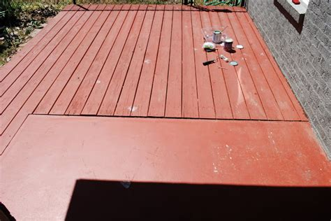 this that deck paint