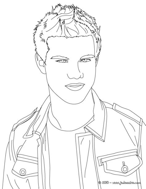Twilight Coloring Pages Of Jacob Az Coloring Pages Twilight Coloring Pages