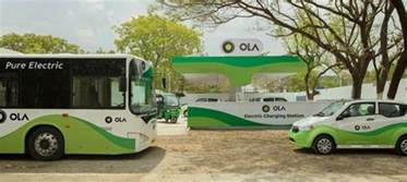 Electric Vehicles Startups In India Ola Mahindra Partner To Pilot 200 Electric Vehicles In