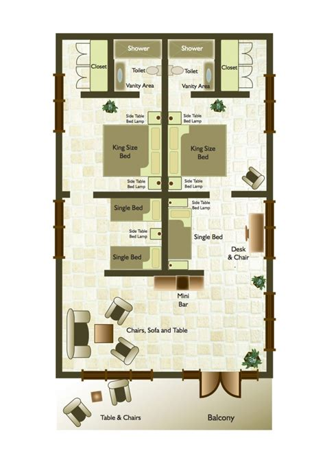 10 Island Resort Floor Plan by Malolo Family Bure Photos Location Map Island