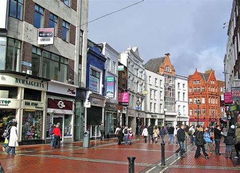 Of Dublin Mba by File Grafton St Dublin Jpg