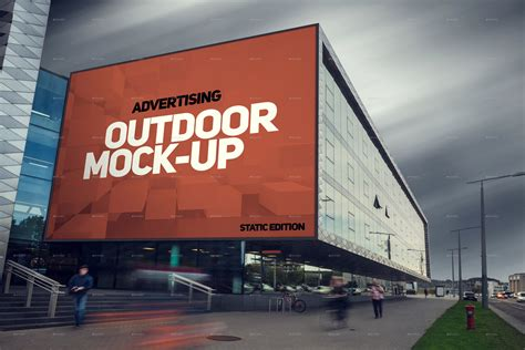 Decorative Item For Home by Animated Outdoor Advertising Mock Ups By Genetic96
