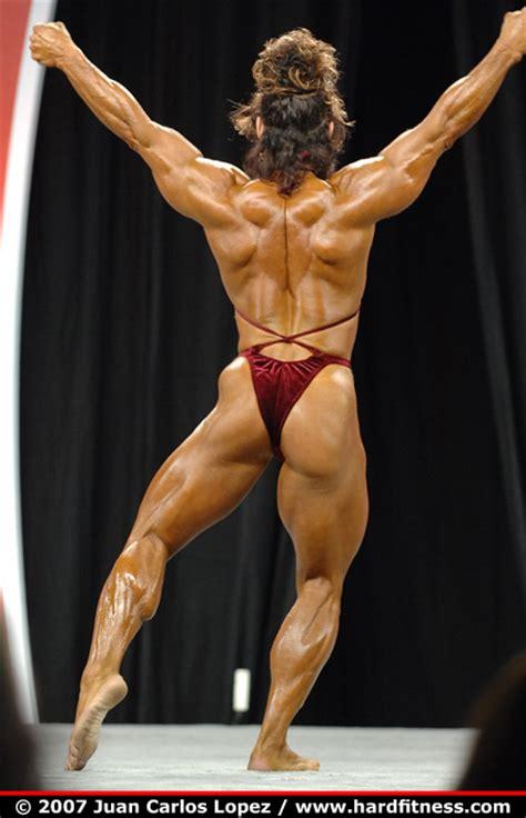 annie rivieccio prejudging 2007 olympia fitness