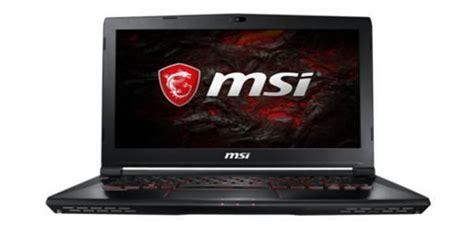 Notebook Gaming Msi Gs43vr 7re Phantom Pro msi gaming gs43vr 7re 083es phantom pro gaming laptop