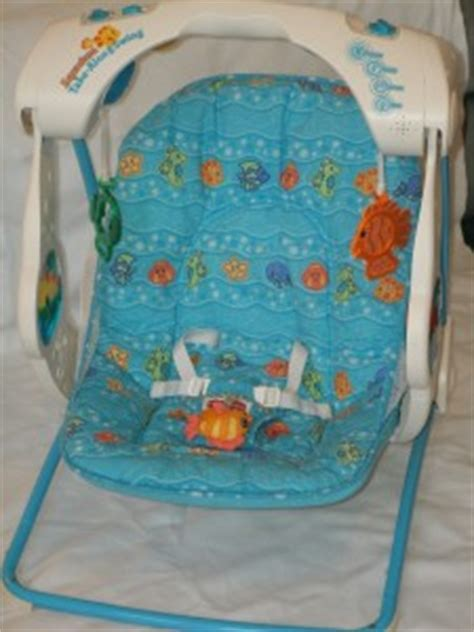 fisher price aquarium take along swing fisher price ocean wonders deluxe aquarium take along