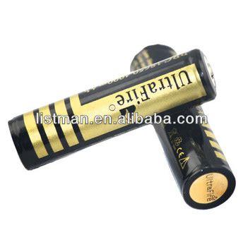 Baterai Ultrafire 3 7v 4000mah ultrafire 18650 4000mah 3 7v protected rechargeable li ion