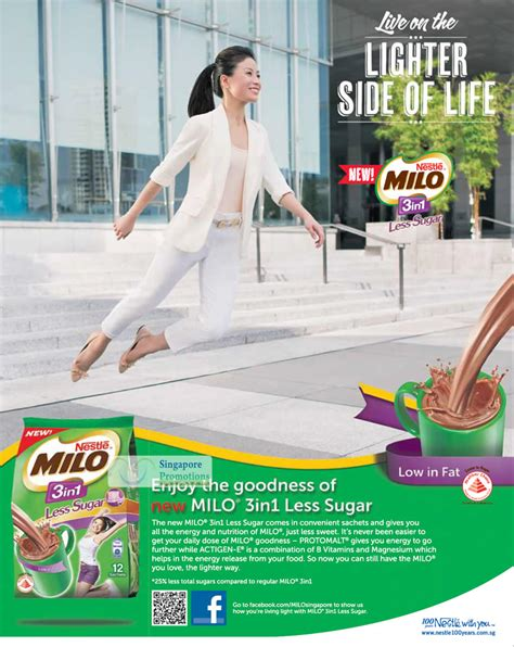 Milo Malaysia Milo 3 In 1 Sachet milo 12 sep 2012 187 milo singapore launches new 3 in 1 less