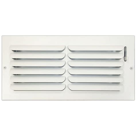 speedi grille 6 in x 14 in ceiling or wall register with