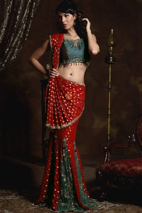 saree draping lehenga style pin by yellowfashion in on different ways to wear a saree