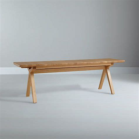 john lewis benches buy bethan gray for john lewis noah small bench online at