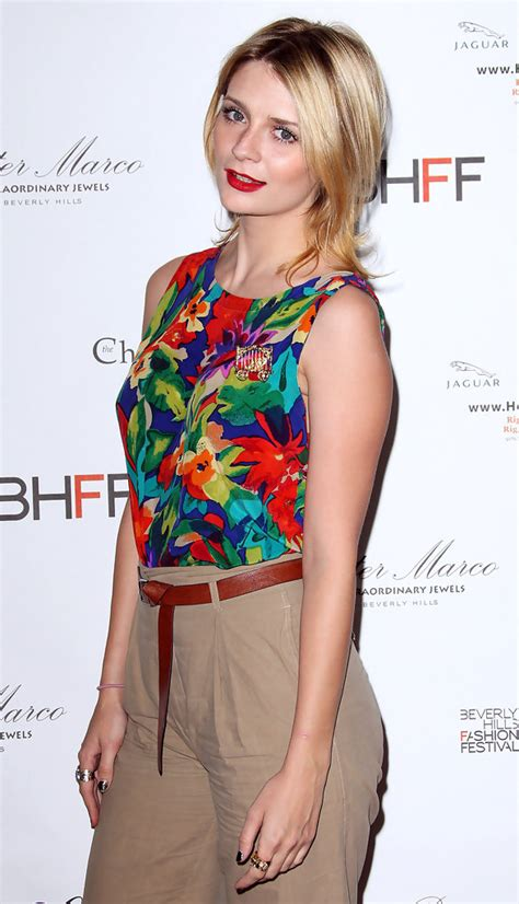 Style Mischa Barton Fabsugar Want Need 6 by Mischa Barton In Beverly Fashion Festival Arrivals