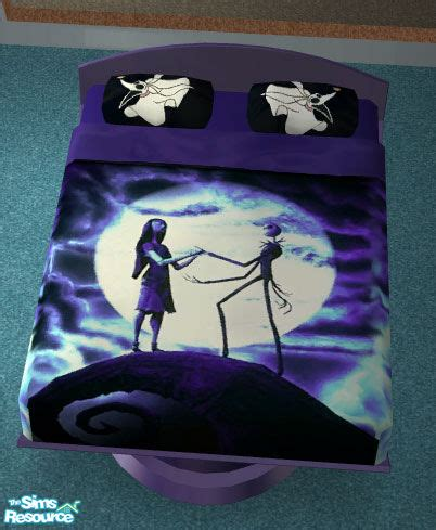 the nightmare before christmas bedding maili s nightmare before christmas bed