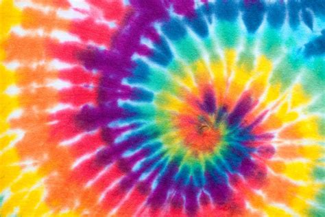 Tie Dye Techniques And Instructions To Try And Follow At Home Tie Dye Powerpoint Template