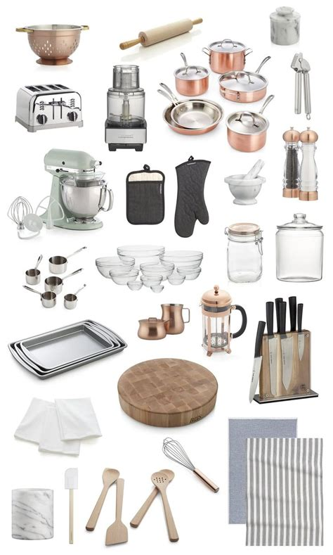 home kitchen accessories 17 best ideas about kitchen essentials list on pinterest
