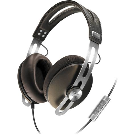sennheiser momentum headphones sennheiser momentum headphones brown 505630 b h photo video