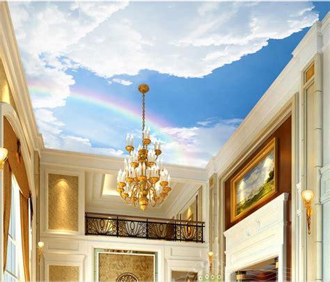 ceiling wallpaper murals get cheap ceiling murals wallpaper aliexpress