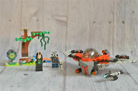 Lego 76079 Marvel Heroes Ravager Attack Guardians Of The Galaxy lego 76079 marvel heroes ravager attack boo roo and tigger