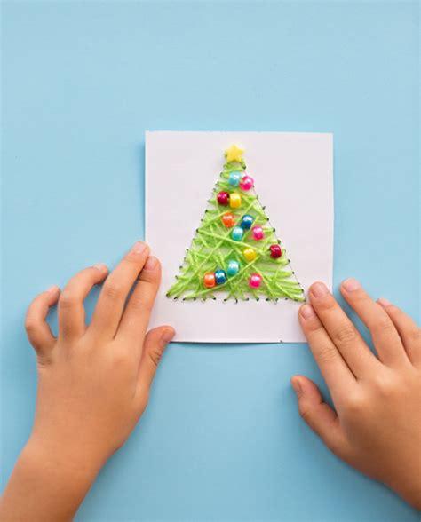 Weihnachtskarten Selber Basteln Mit Kindern 3292 by 1001 Ideen Zum Thema Weihnachtskarten Basteln
