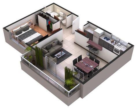 planos de casas en 3d plano de departamento departamentos apartment plans floor plans and paradise