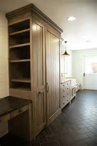 Gooseneck Kitchen Faucet Laundry Room Slate Herringbone Tile Floor Design Ideas