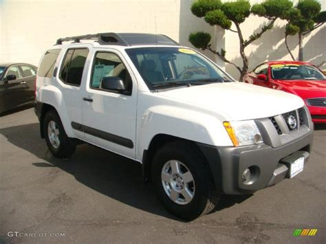 2005 avalanche white nissan xterra s 27498956 photo 7 gtcarlot car color galleries