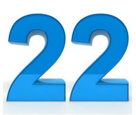 Two Master by About Master Number 22 In Numerology