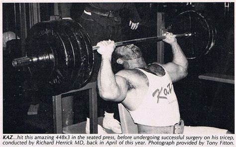 bill kazmaier bench press the tight tan slacks of dezso ban february 2015