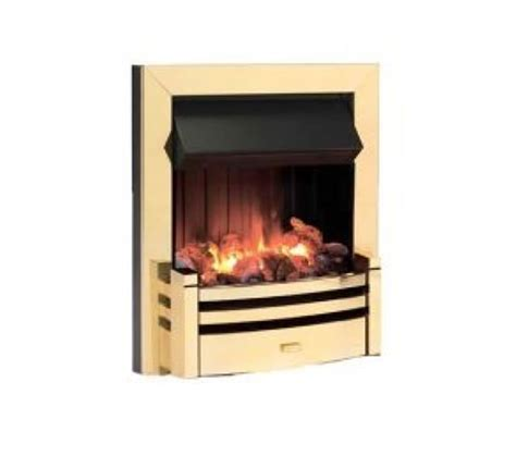 Myst Fireplace Code by Dimplex Opti Myst Electric Brass Crt20br