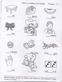 primeros ejercicios de escritura 8498255147 educando con amor primer grado actividdes ejercicios con letras primeros grados