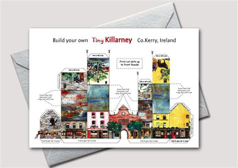 card supplies ireland tiny tiny ireland a5 model kit cards crafts
