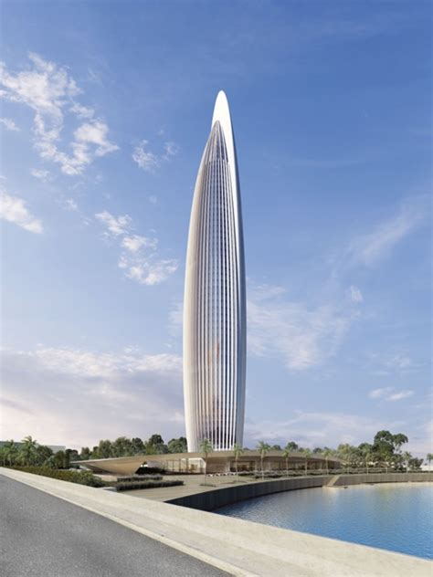 Design Concepts For Home by Chinese Company Wins Contract To Build Africa S Tallest