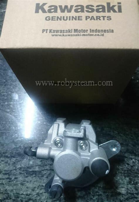 Fostep Belakang R 150 Original jual kaliper belakang klx 150 original rp 525 000