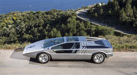 maserati boomerang this futuristic 1972 maserati boomerang could be yours