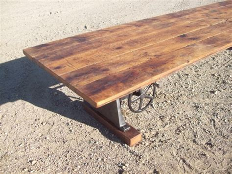 tongue and groove table the table top is rustic tongue and groove douglas fir from