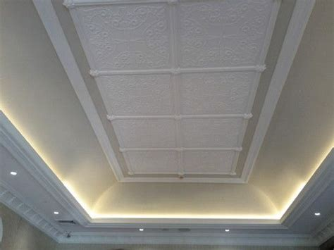 high ceiling recessed lighting recessed lighting with plaster moulded ceiling gives the