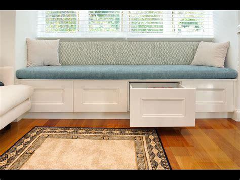 window seat with storage drawers drawer storage in window seat sydney storage by clever
