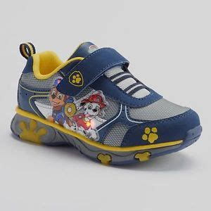 boys light up tennis shoes toddler boys paw patrol light up athletic shoes tennis