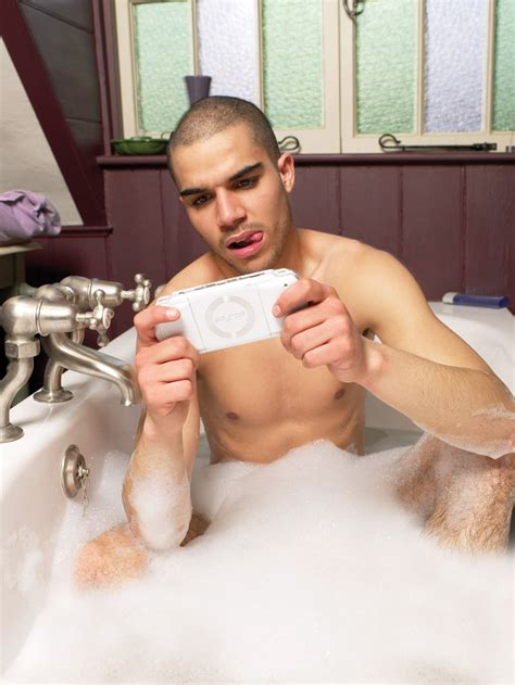 guys in bathtubs man bathtub psp game over kotaku australia