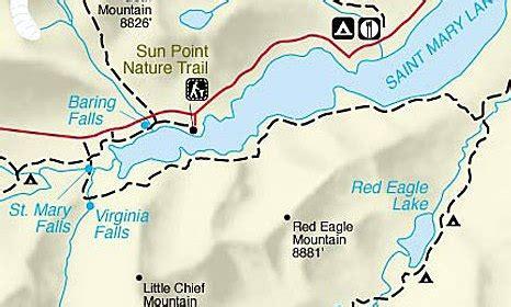 sun map usa organiser voyage aux etats unis en glacier