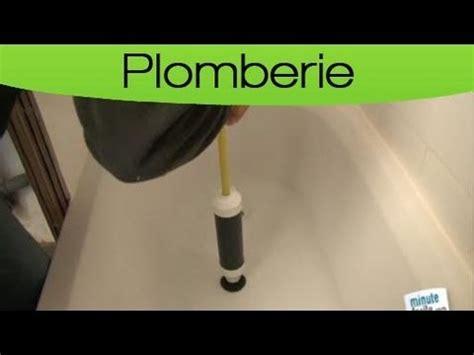 Baignoire Bouchee by Comment D 233 Boucher Une Baignoire